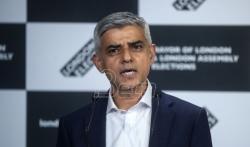 Laburista Sadik Kan ponovo izabran za gradonačelnika Londona (VIDEO)
