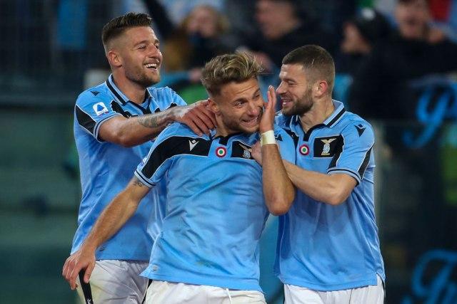 Lacio do tri boda posle katastrofe golmana Napolija VIDEO