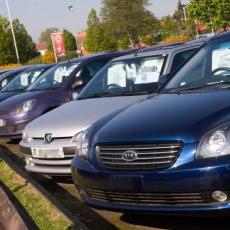 Lageri novih automobila u Nemačkoj sve veći