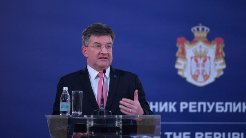 Lajčak: Sporazum moguć i za nekoliko meseci ako ima političke volje u Beogradu i Prištini