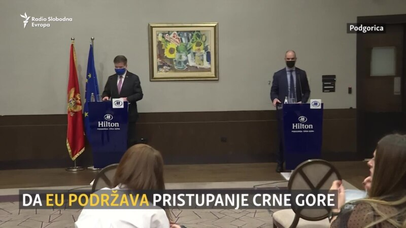 Lajčak: ЕU cijeni usklađivanje spoljnopolitičkih stavova Podgorice s Briselom