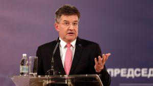 Lajčak: Za Kosovo uspeh u dijalogu sa Srbijom znači kandidatura za pristupanje EU