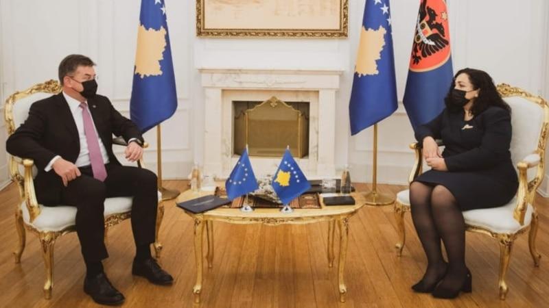 Lajčak u Prištini: Kosovo napredovalo u brojnim oblastima što se može pripisati dijalogu