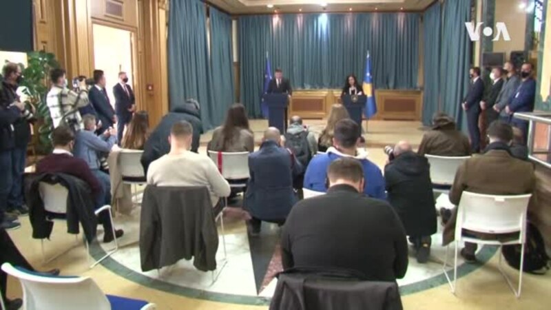 Lajčakova poseta Kosovu