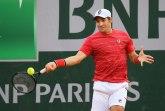 Lajović poražen na startu turnira u Belgiji