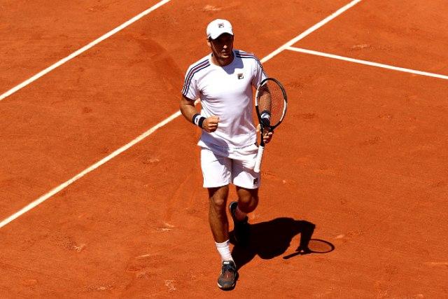 Lajović se pridružio Đereu u polufinalu turnira u Umagu