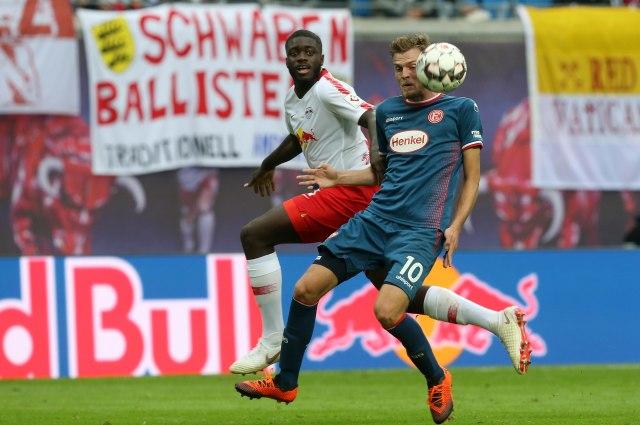 Lajpcigu i Diseldorfu po prvi bod u Bundesligi
