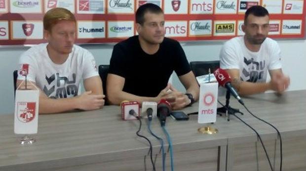 Lalatović: Zajednička pobeda, hteo sam kao Piksi