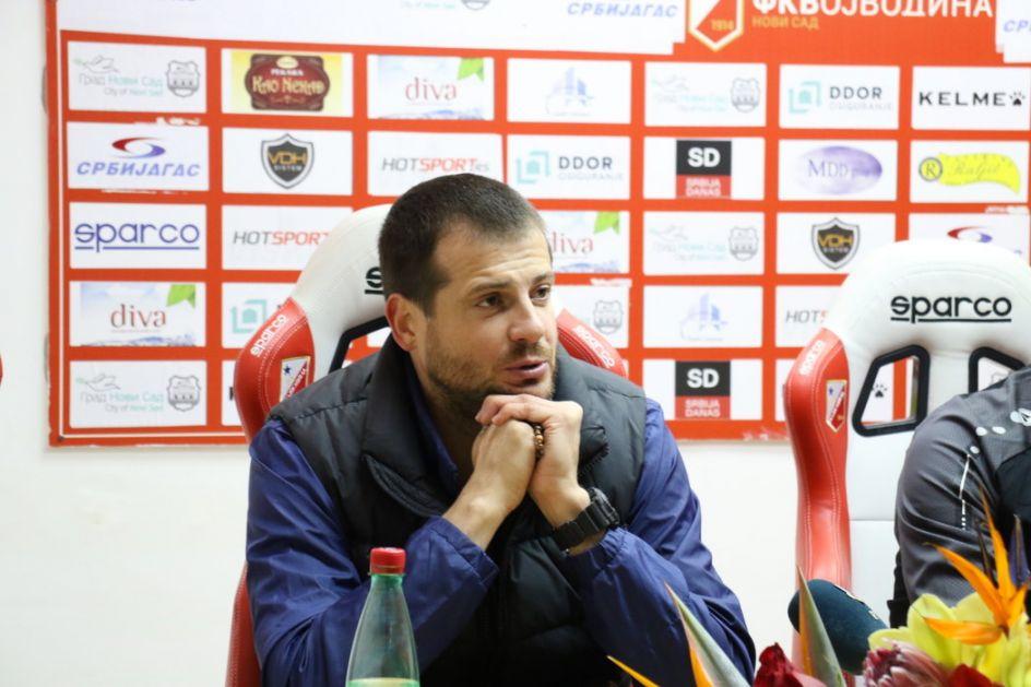 Lalatović: Zaslužujemo da budemo vicešampioni Srbije