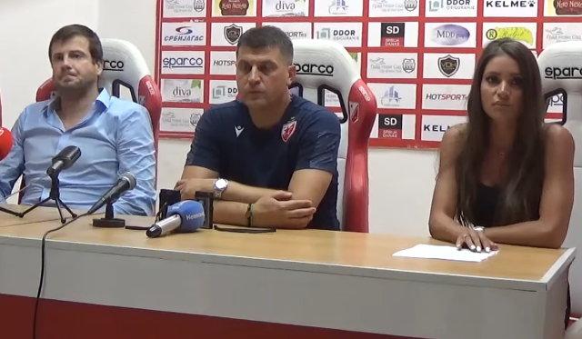 Lalatović: Znali smo ko će igrati za Zvezdu, da će se Vukanović izvlačiti na kontra nogu...
