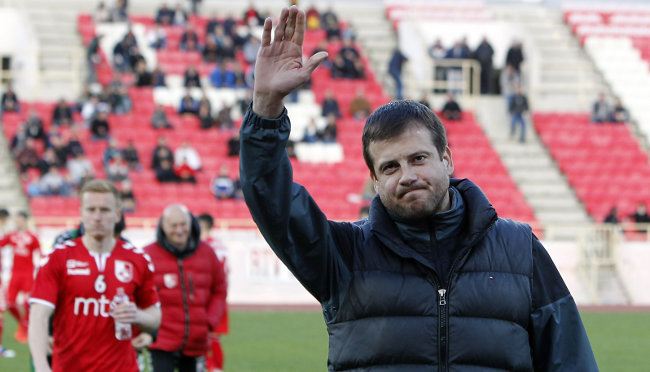 Lalatović obećao premiju za pobedu u Zemunu!