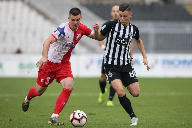 Lale se ne obaziru na Partizan i Čukarički, realno je da Vojvodina bude druga?