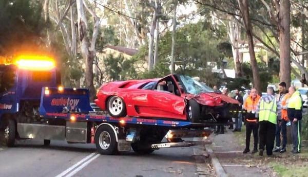Lamborghini Diablo od 500.000 dolara slupan odmah nakon kupovine
