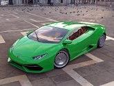 Lamborghini Huracan inspirisan Countachom FOTO