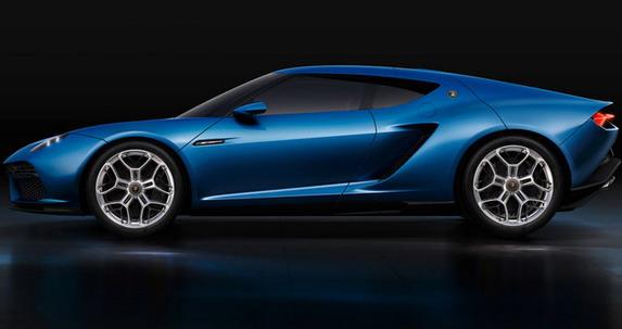 Lamborghini priprema električni 2+2 sportski model