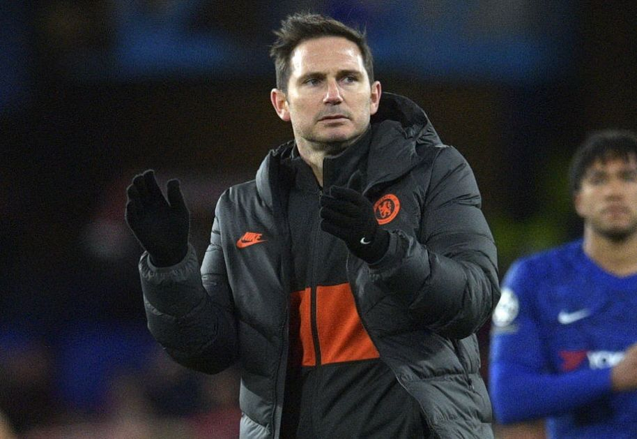 Lampard: Bajern nam očitao lekciju