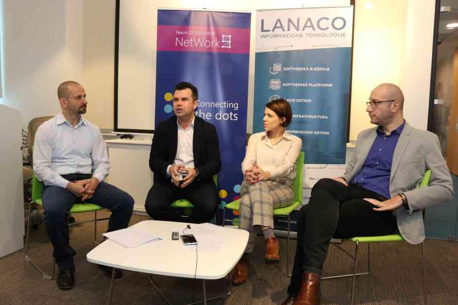 """""""Lanaco"""" platinum sponzor NetWork 9 konferencije"""