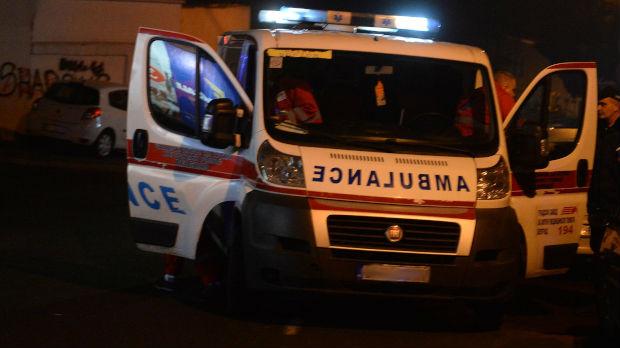 Lančani sudar na Avalskom drumu, jedna osoba povređena