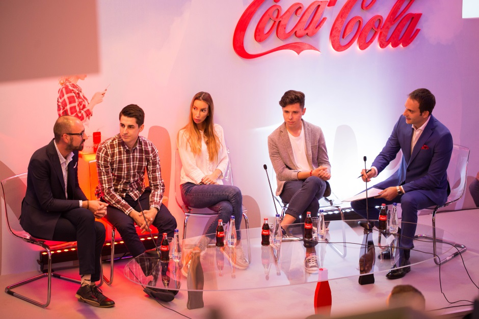 """Lansirana platforma Coca-Cola mladima"""""""