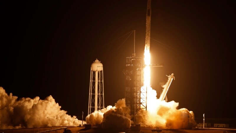 Lansirana raketa SpaceX-a na Međunarodnu svemirsku stanicu