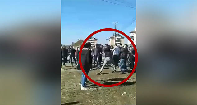 Laplje Selo: Sin Nenada Rašića krvnički tuče drugu decu (VIDEO)