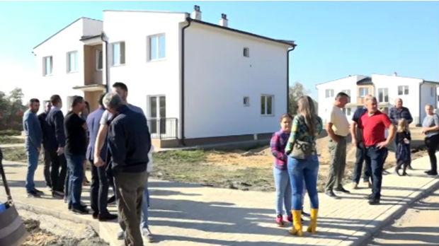 Laplje Selo, dodeljeni ključevi novih stanova