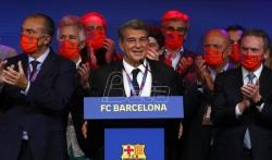 Laporta ponovo na čelu Barselone, prvi cilj - ubediti Mesija da ostane
