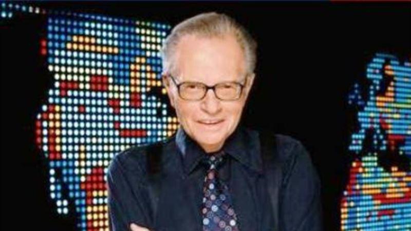 Larry King preminuo u 87. godini