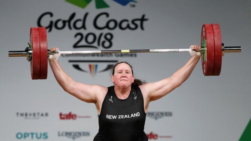 Laurel Hubbard, prva transrodna osoba na Olimpijskim igrama