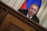 Lavrov: Makron želi da spasi iranski nuklearni sporazum