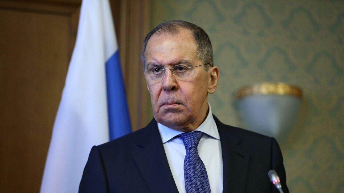Lavrov: Prema nekim informacijama SAD ne nameravaju da odu iz Sirije