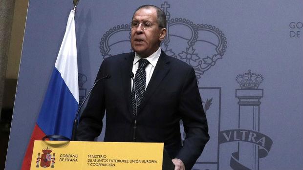 Lavrov: Propali napori EU, pritisak da Priština formira vojsku