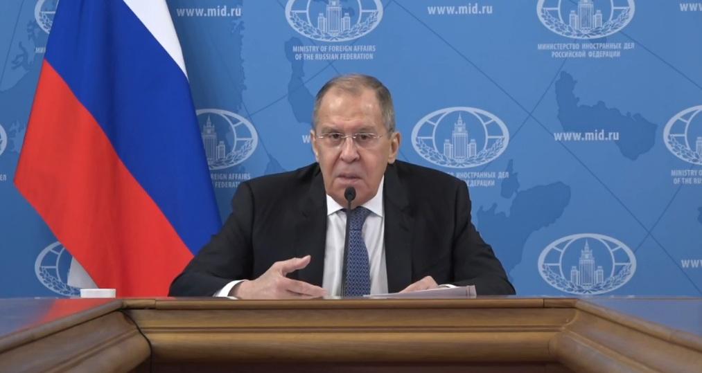 Lavrov: SAD pokušavaju da neutrališu ulogu pravoslavlja u svetu