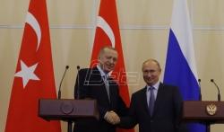Lavrov: Sporazum Rusije i Turske podrazumeva prekid turske ofanzive u Siriji