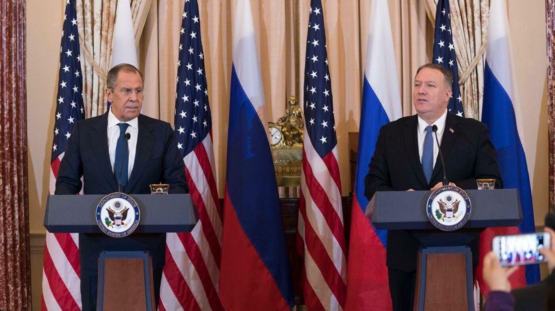 Lavrov i Pompeo razmotrili tok priprema za susret pet stalnih članica SB UN-a na predlog Rusije