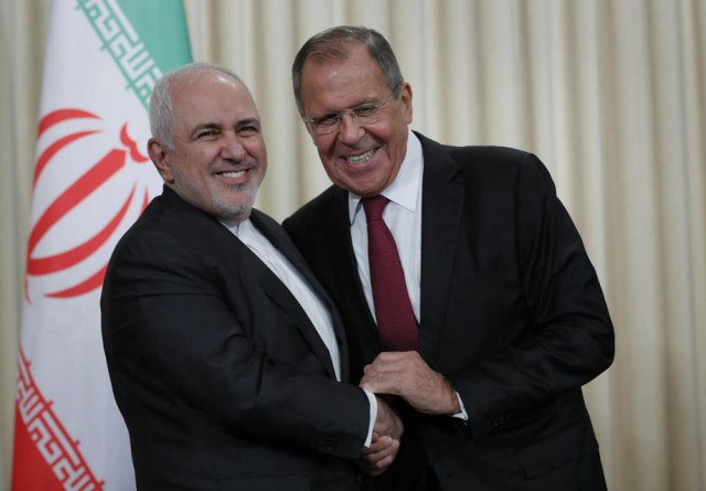 Lavrov i Zarif spremni da pomognu u razgovorima o Siriji