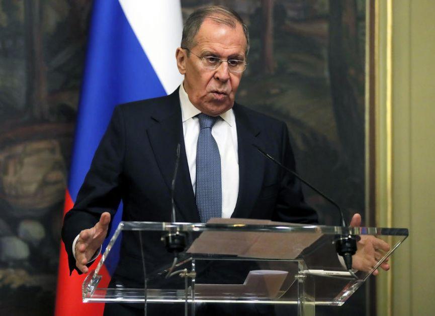 Lavrov pred izbore dolazi u Srbiju
