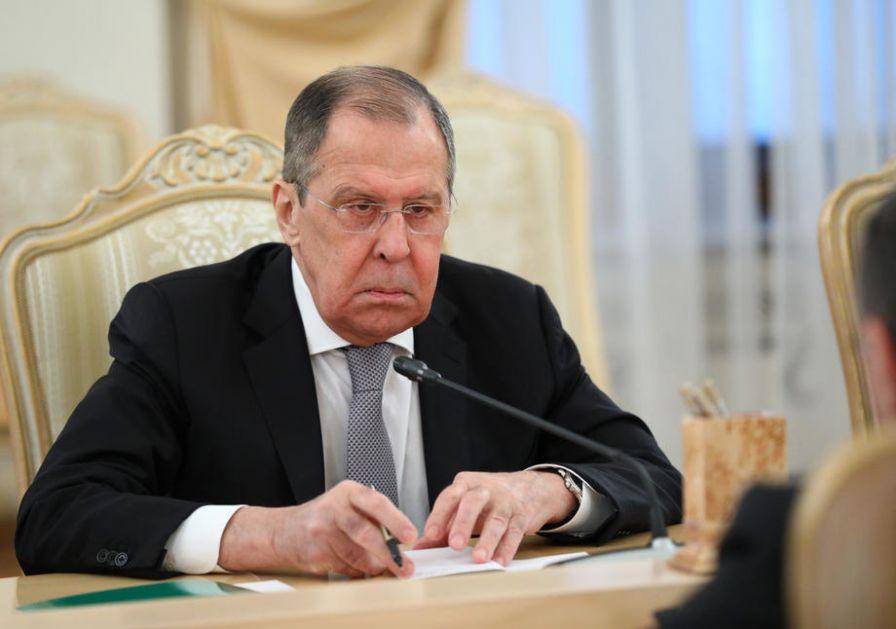 Lavrov: Grčka i Turska da reše teritorijalni spor, poštovati obaveze prema Aja Sofiji