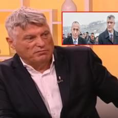 Lazanski o Tačiju i Haradinaju: Prepiru se ko je glavni baja u Prištini, ali postoji bitniji UZROK SUKOBA