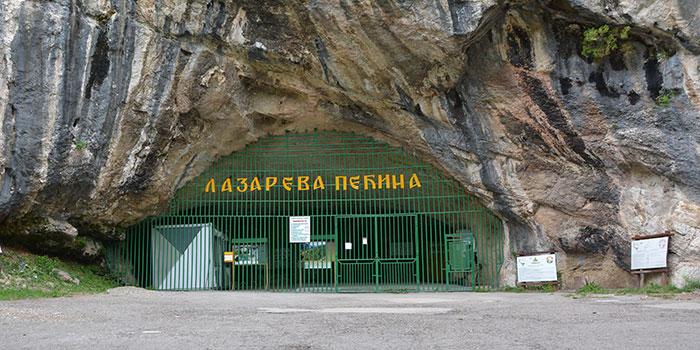 Lazareva pećina – biser istočne Srbije