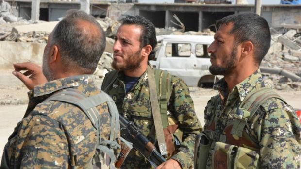 Lažne tvrdnje da je ID prisutna u Afrinu