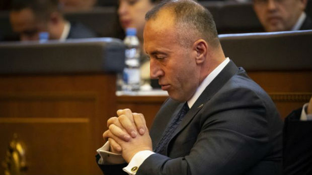 Lažni Porošenko prevario i Haradinaja