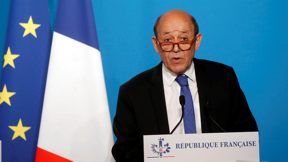 Le Drian: Francuska neće da plaća populističku Evropu
