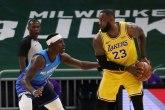 Lebron dominirao protiv Janisa u projektovanom NBA finalu VIDEO