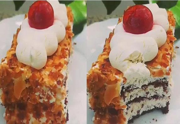 Ledeni kolač! Šnite za vrele letnje dane! (RECEPT)