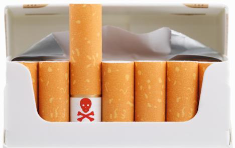 Legalna prodaja cigareta u Crnoj Gori pala 20%