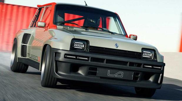 Legende Automobiles Renault 5 Turbo 3