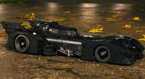 Lego Batmobile od 3.306 delova