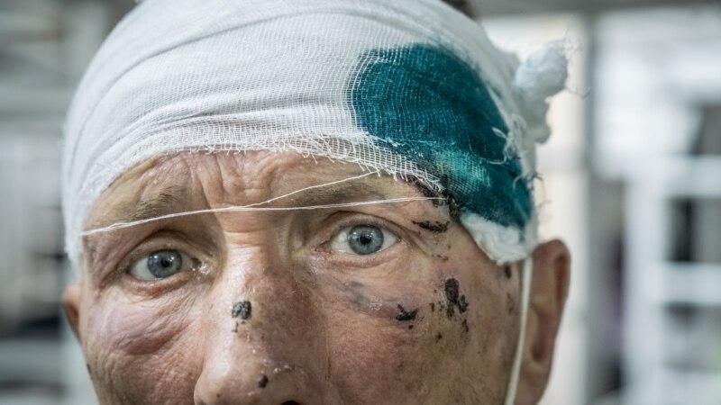Lekari volonteri pomažu beskućnicima u Sankt Peterburgu