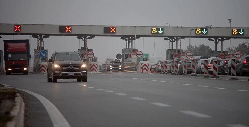 AMS upozorava vozače na smanjenu vidljivost i mokre kolovoze